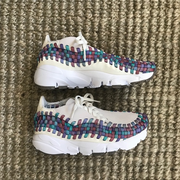 brand new 75737 eb957 NEW • Nike Air Footscape Woven Sneakers (RARE)